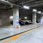 めぐろパーシモンホール 駐車場