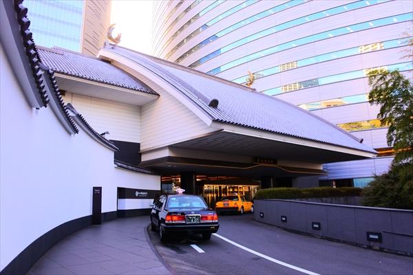 ホテル雅叙園東京 駐車場