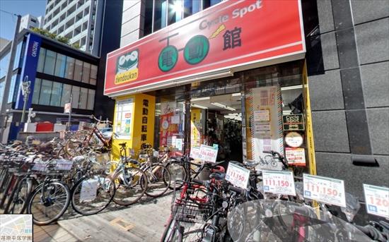 サイクルスポット武蔵小山店 電動館