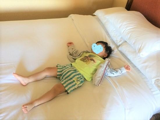 ハワイ 幼児 時差