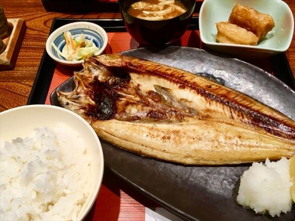目黒駅 ランチ 魚