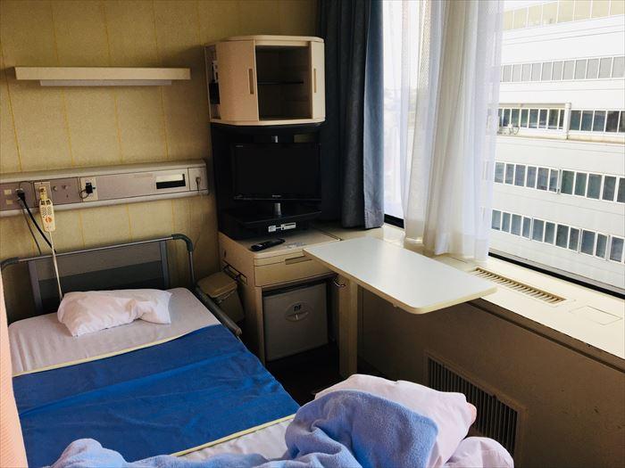 昭和大学病院 病室
