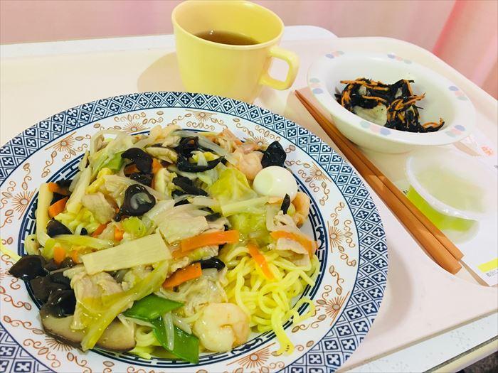 昭和大学病院 食事